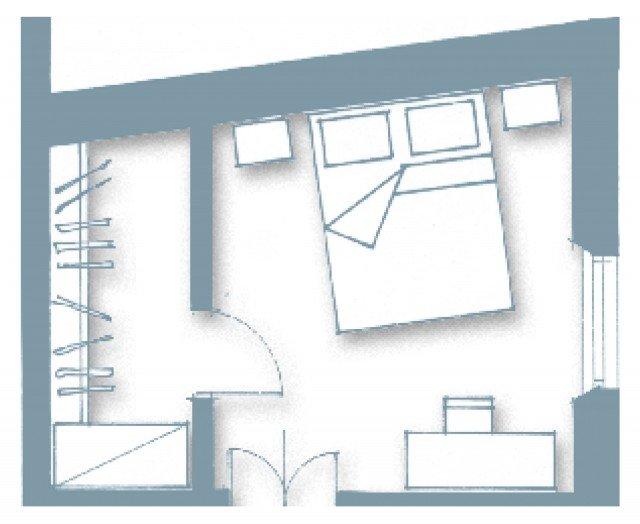 La casa per due un bilocale di classe cose di casa for Ikea coprifili