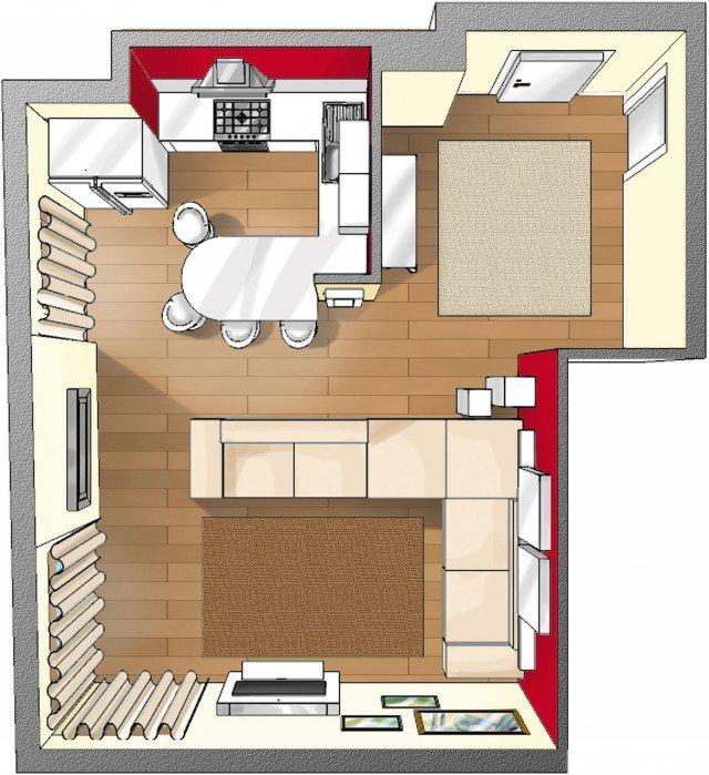 Ingresso aperto sul soggiorno idee da copiare cose di casa for Idee per ingresso casa