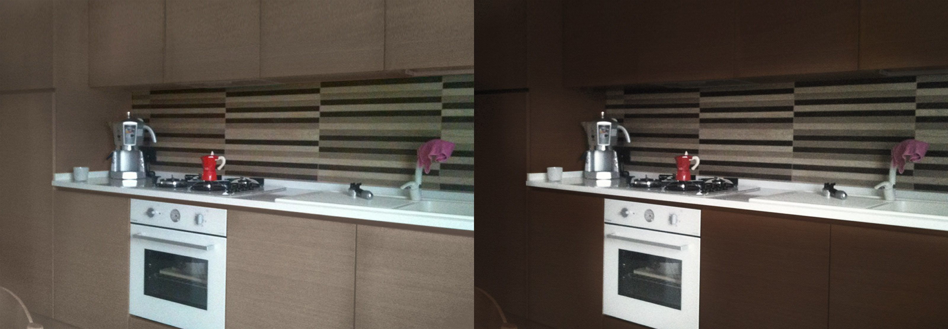 Relooking Cucina Nuovo Colore Per I Mobili Cose Di Casa