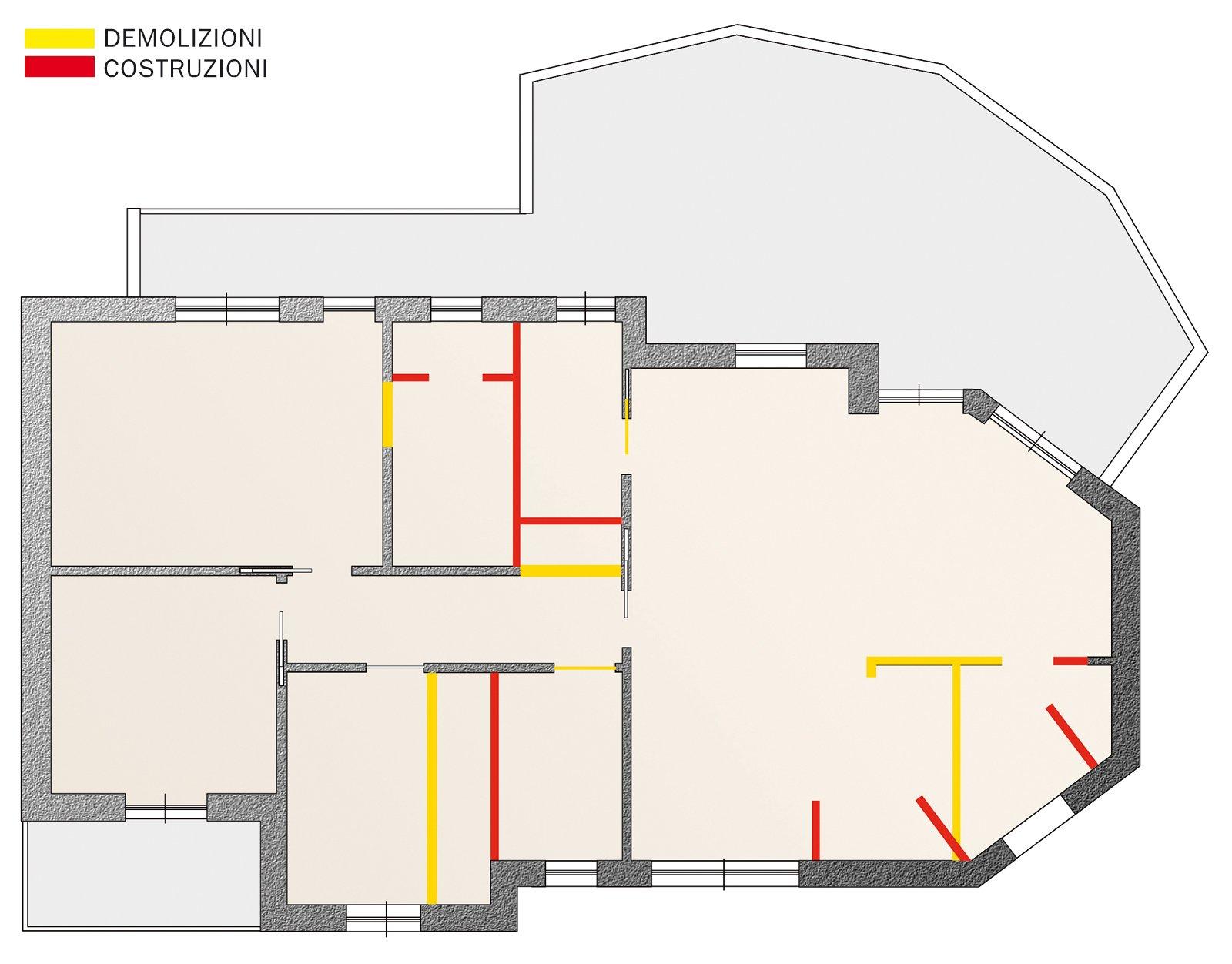 Metri Quadri Minimi Per Abitabilità ricavare la terza camera - cose di casa