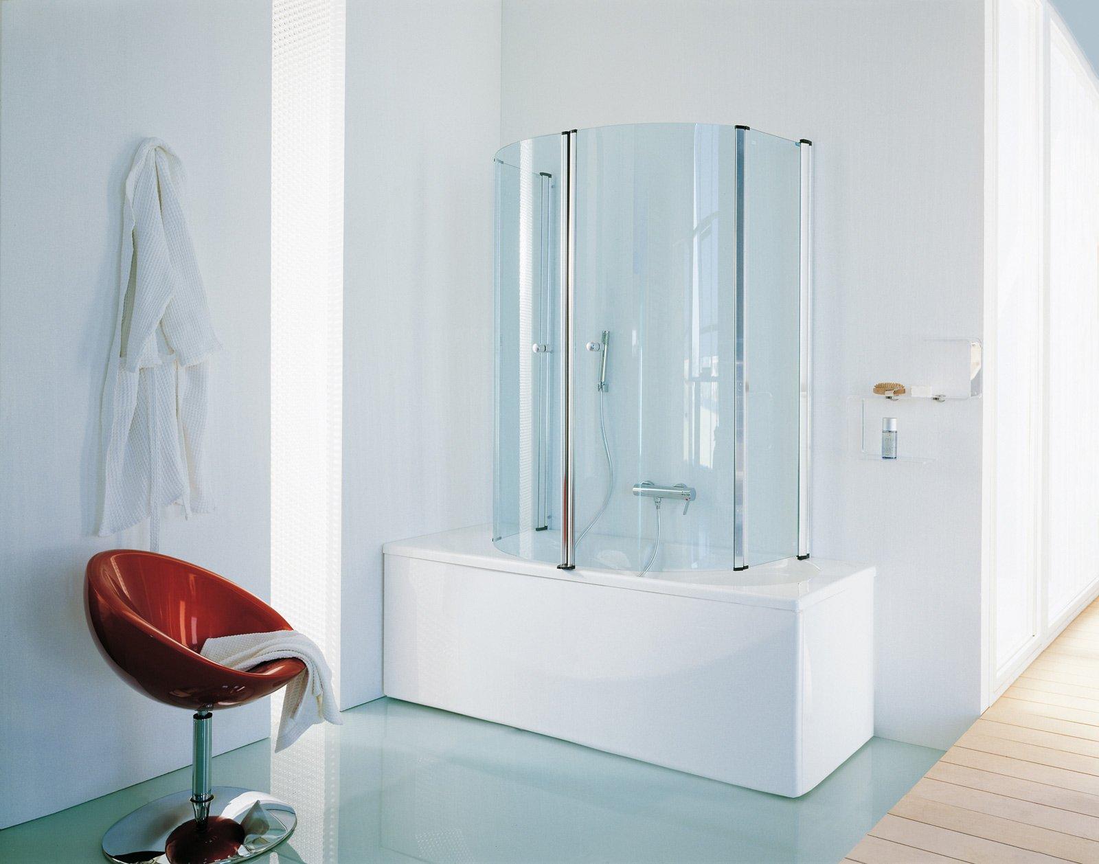 Vasca e doccia insieme cose di casa - Da vasca da bagno a doccia ...