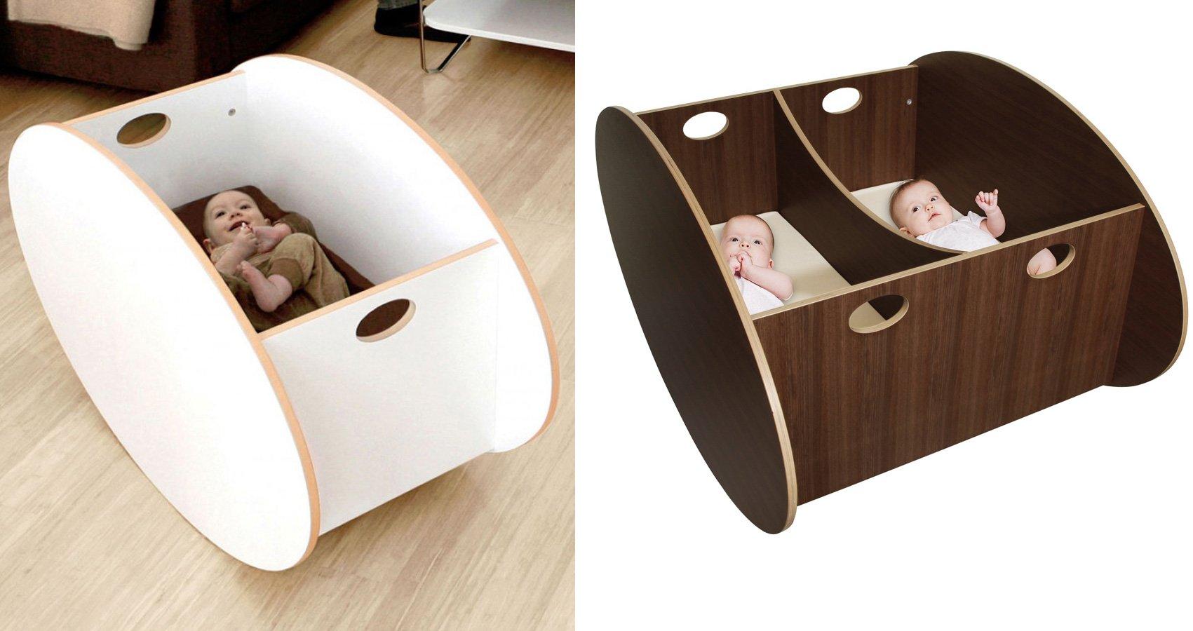 Culle il posto giusto per la nanna cose di casa for Design semplice casa del fienile