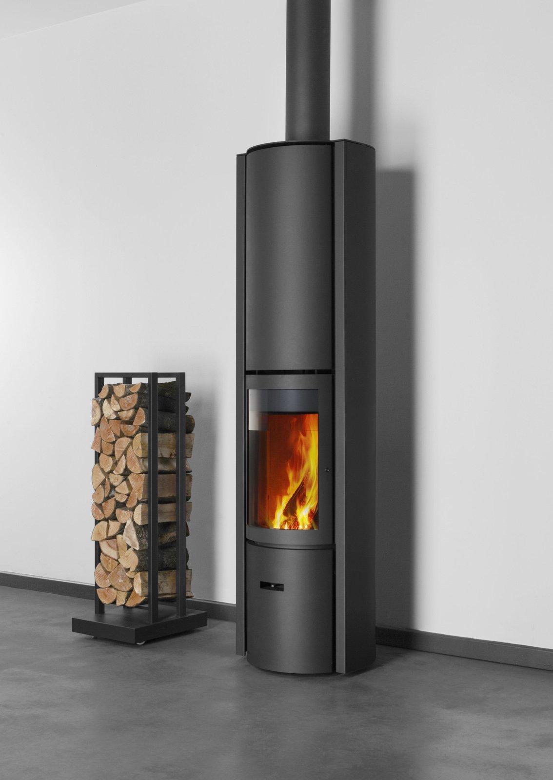 Stufe ad accumulo per un calore a lunga durata cose di casa - Stufa ad accumulo prezzi ...