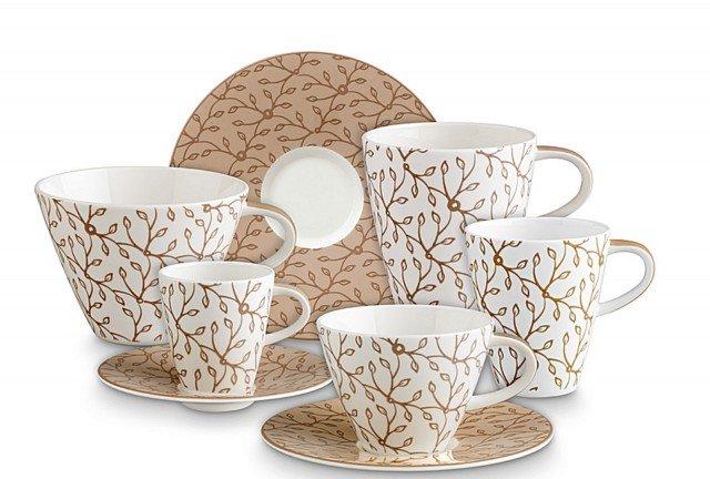 Realizzate in Premium Porcelain le tazze della collezione Caffè Club Floral di Villeroy & Boch nella colorazione Caramel. Disponibili in altre varianti di colore sono inalterabili in lavastoviglie e adatta al forno microonde. Prezzo a partire da 5 euro. Acquistabili su shop.villeroy-boch.com/it
