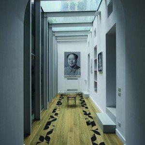 La collezione di parquet 1934 Design di Xilo1934, marchio di Piemonte Parquets è ideata da 7 creativi. Le collezioni del marchio usano legnami di tutto il mondo lavorati con processo totalmente italiano e vocazione ecologica. www.xilo1934.com