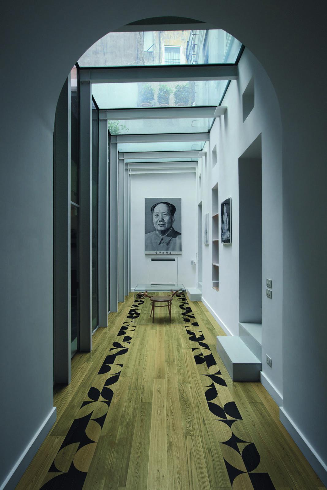 Alla triennale di milano il design made in italy scelto da for La collezione di design del sater