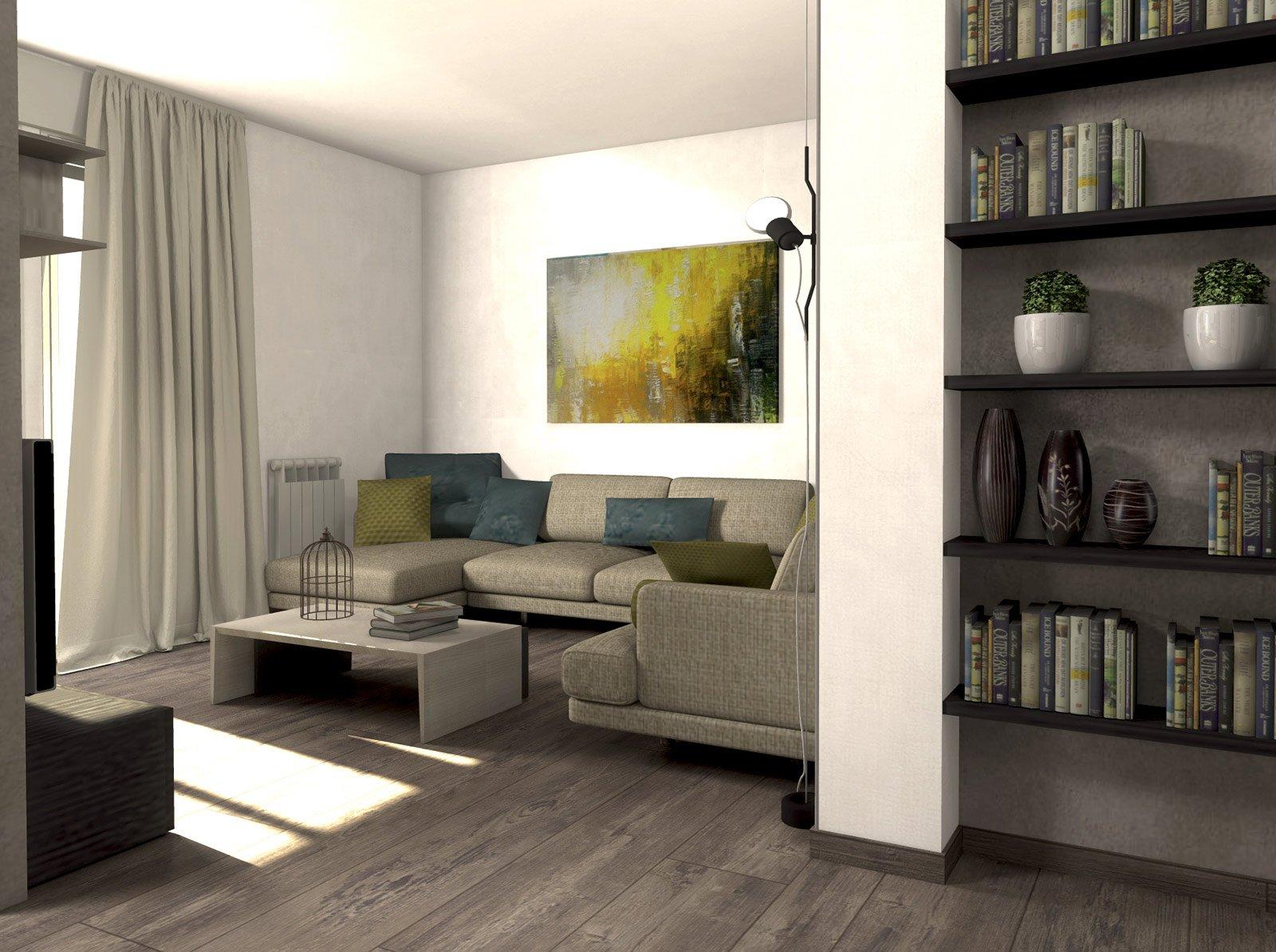 Da casa tradizionale ad abitazione moderna e attuale for Idee ingresso casa moderna