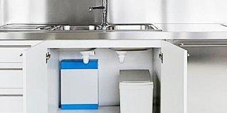 Acqua gasata dal rubinetto di casa