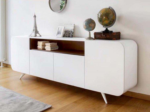 Madie mobili bassi per contenere cose di casa - Madia moderna ikea ...