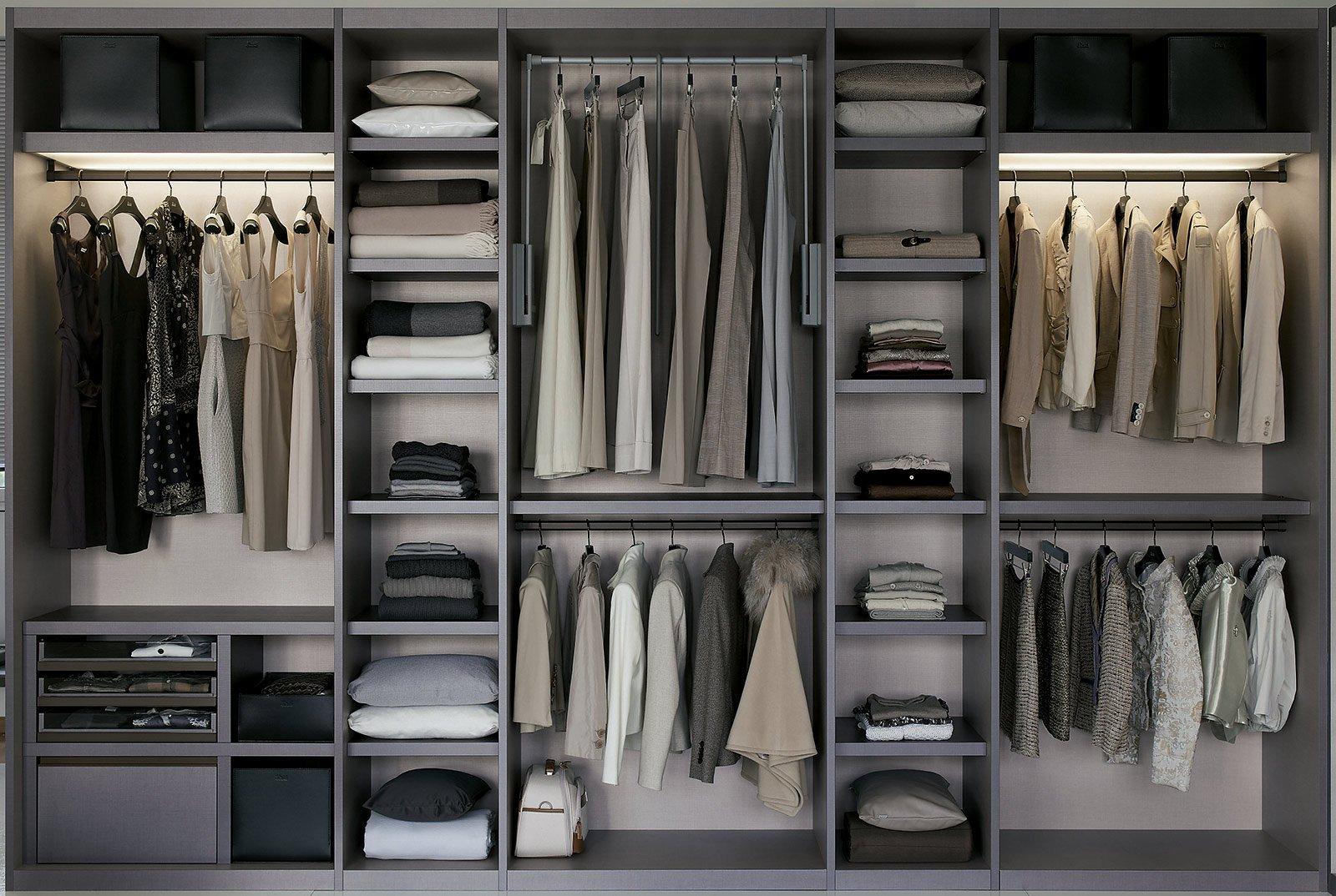 ikea interni cabine armadio : Cabine armadio come su misura - Cose di Casa