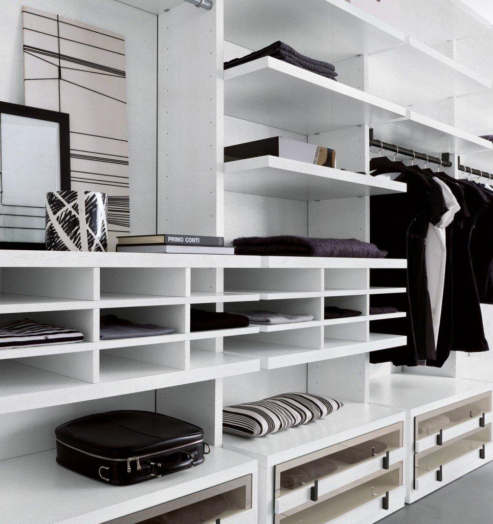 Cabine armadio come su misura cose di casa for Armadio guardaroba da soggiorno