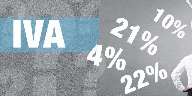 Aumento Iva al 22%: facciamo degli esempi