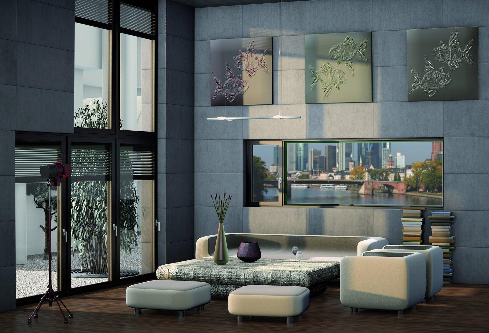 Made expo 2013 per il risparmio energetico cose di casa - La casa con le finestre che ridono ...