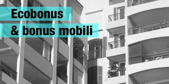 Captivating Ecobonus, Bonus Mobili E Ristrutturazione. Tutto Sulle Agevolazioni Fiscali