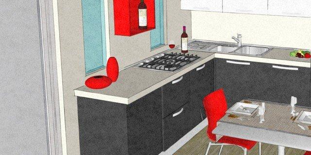 Il locale cucina diventa cameretta cose di casa for Ho bisogno di una casa