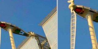 Renzo Piano: una pala eolica per il porto di Genova