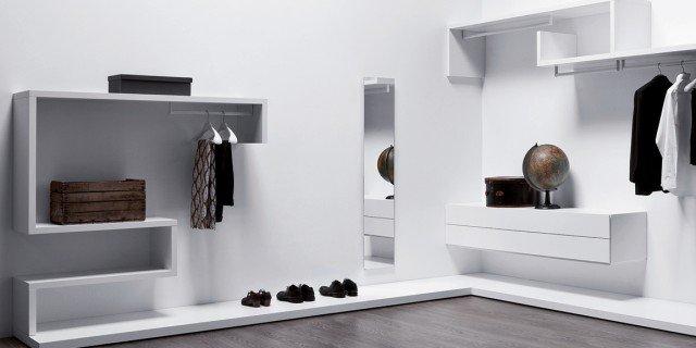 cabine armadio come su misura - cose di casa - Misure Necessarie Per Cabina Armadio