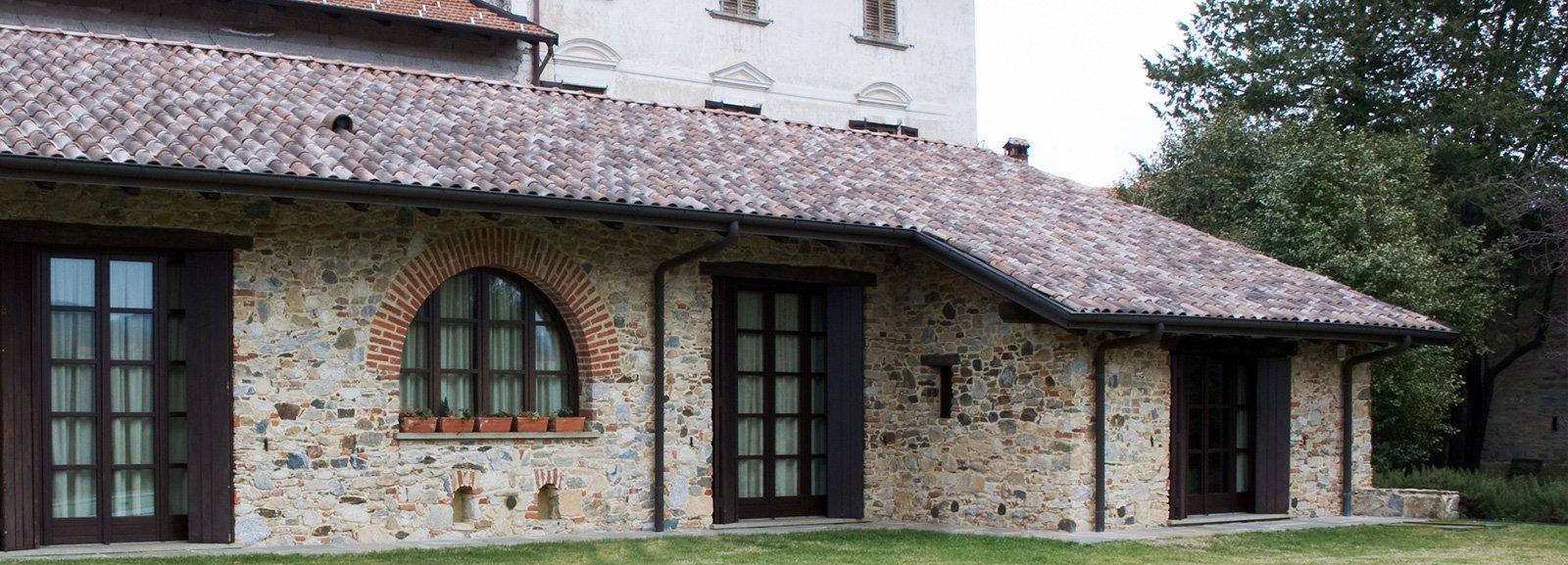 Un intervento di recupero dal tetto alle fondamenta cose di casa - Fondamenta casa ...