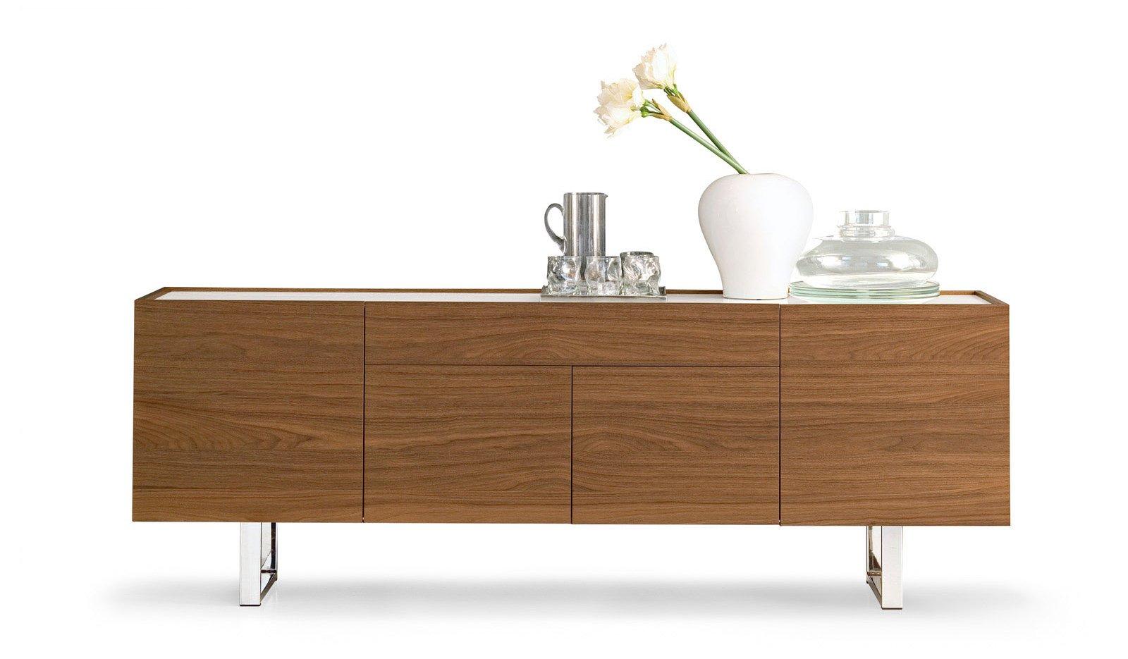 Madie mobili bassi per contenere cose di casa - Mobili cucina ikea credenza acciaio ...