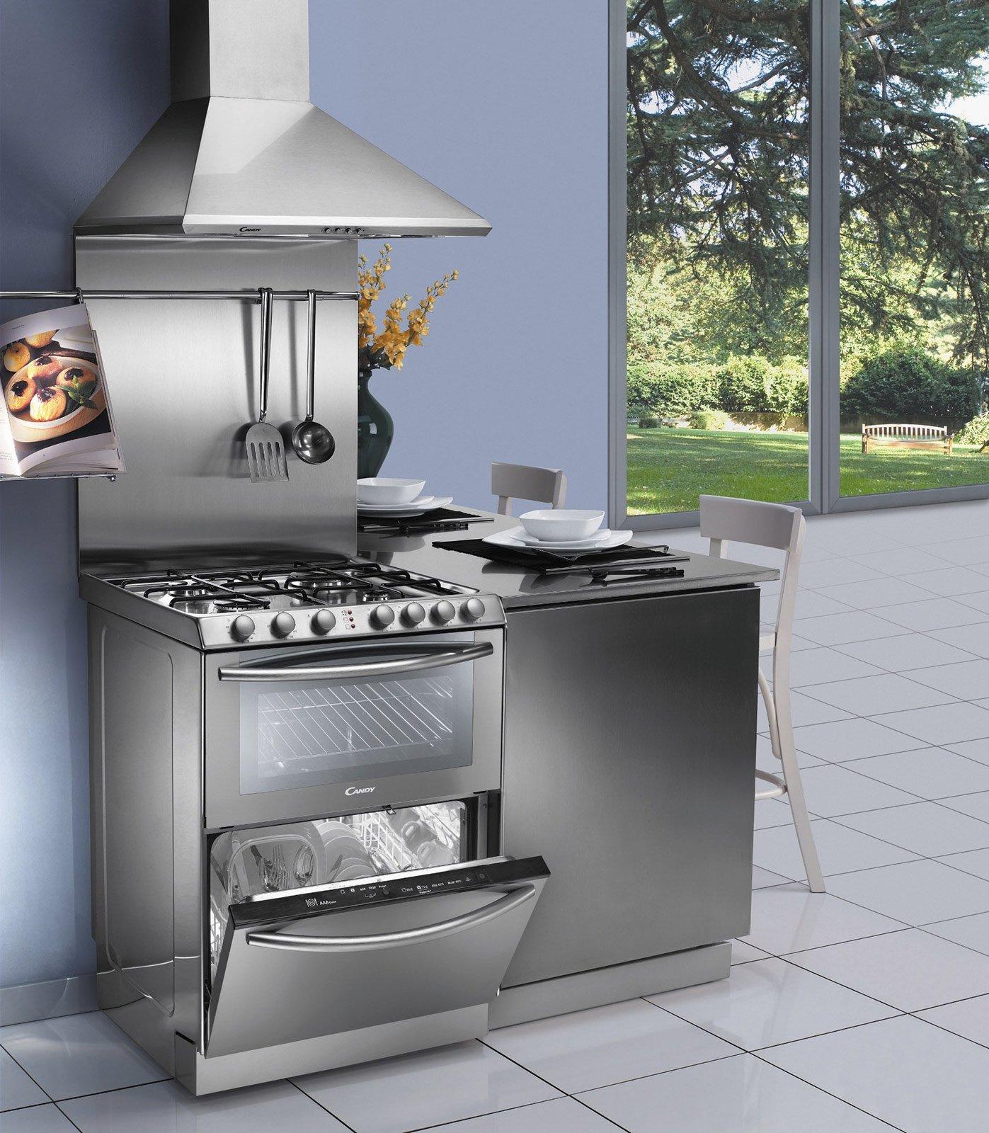 elettrodomestici piccoli per risparmiare spazio - cose di casa - Cucine Ilve Prezzi