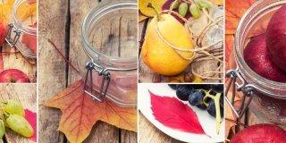 conserve frutti e bacche