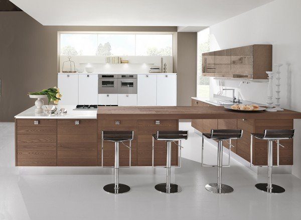 Cucine focus sui piani cose di casa for Altezza piano cucina