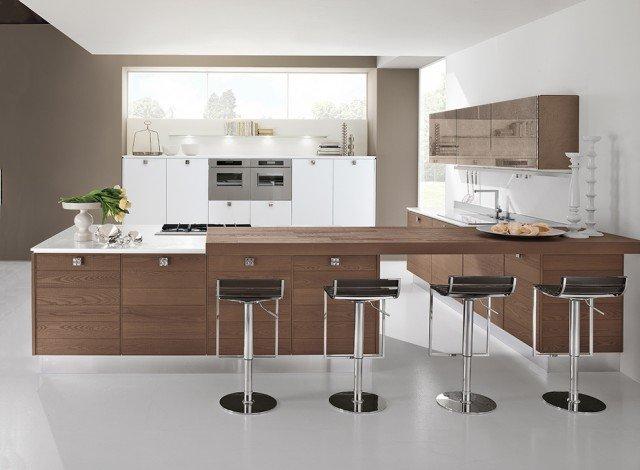 Cucine focus sui piani cose di casa for Piani di casa in pietra moderna