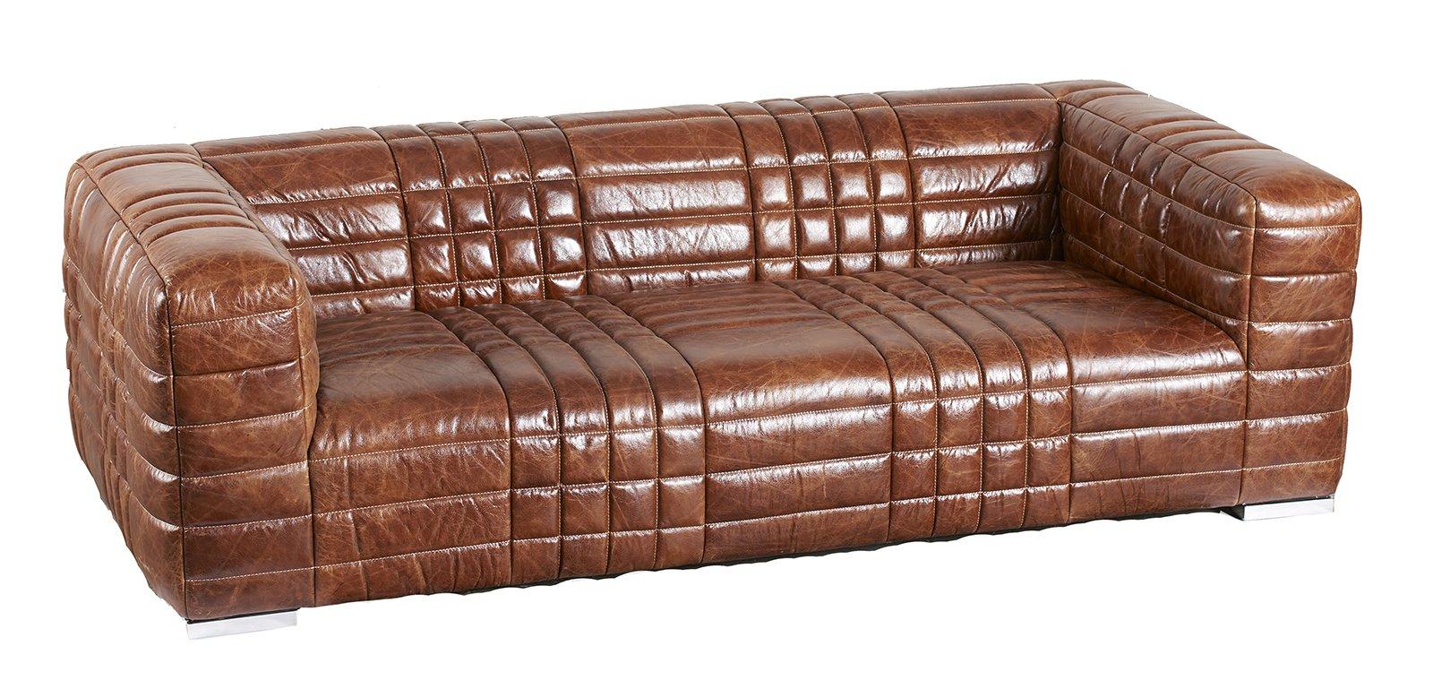 divani in pelle - cose di casa - Divani In Pelle Usati