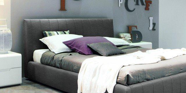 Capitonn letti imbottiti moderni cose di casa - Spalliere da letto ...