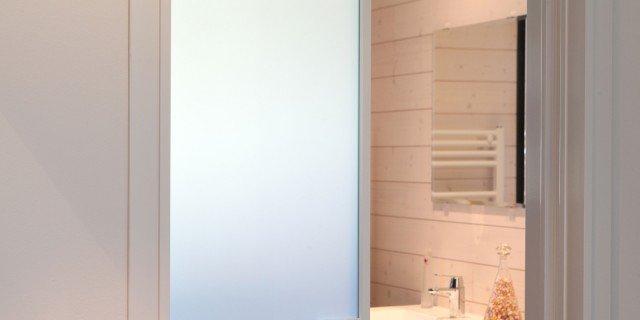 Eclisse: un preventivo per una porta scorrevole in casa