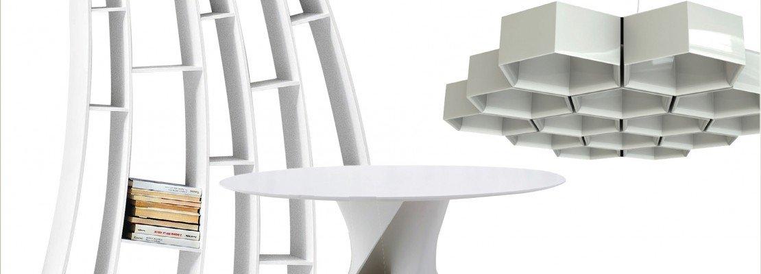 Design zona pranzo in bianco cose di casa - Zona pranzo design ...