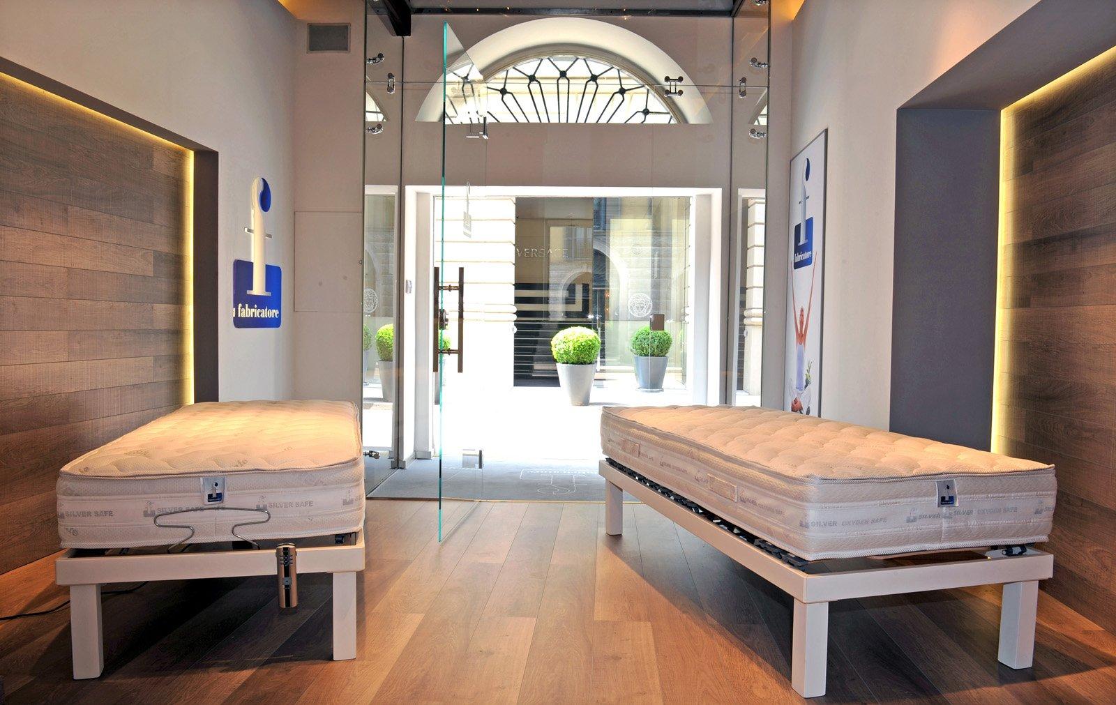 Fabricatore Materassi Milano.Fabricatore Il Primo Showroom A Milano Cose Di Casa