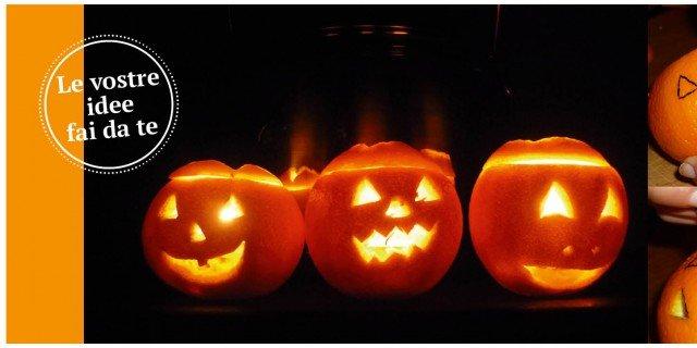 Charming Halloween 2013: Zucche O Arance Da Intagliare? Le Immagini