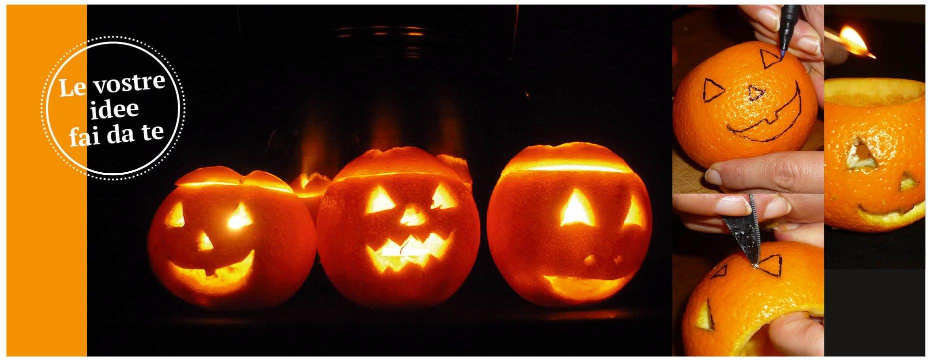 Halloween 2013 zucche o arance da intagliare le immagini for Immagini zucche halloween