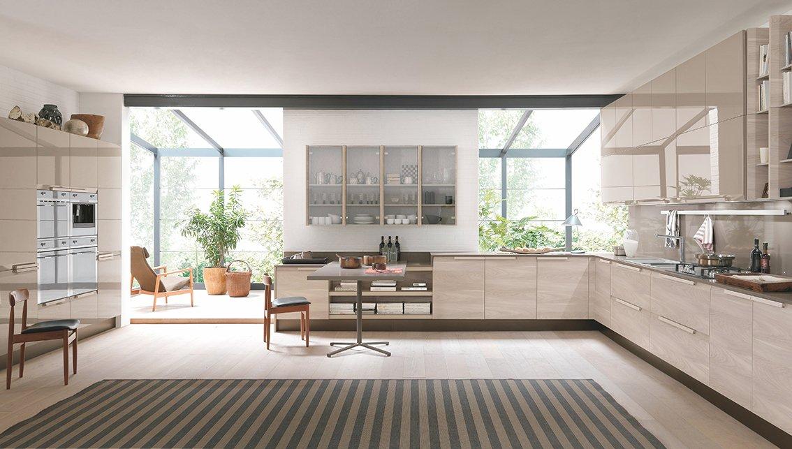 Cucine focus sui piani cose di casa for Piani di casa cabina di tronchi con foto