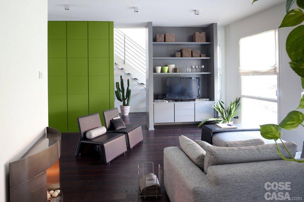 cartongesso madia : Una casa ristrutturata puntando sullefficienza energetica - Cose di ...
