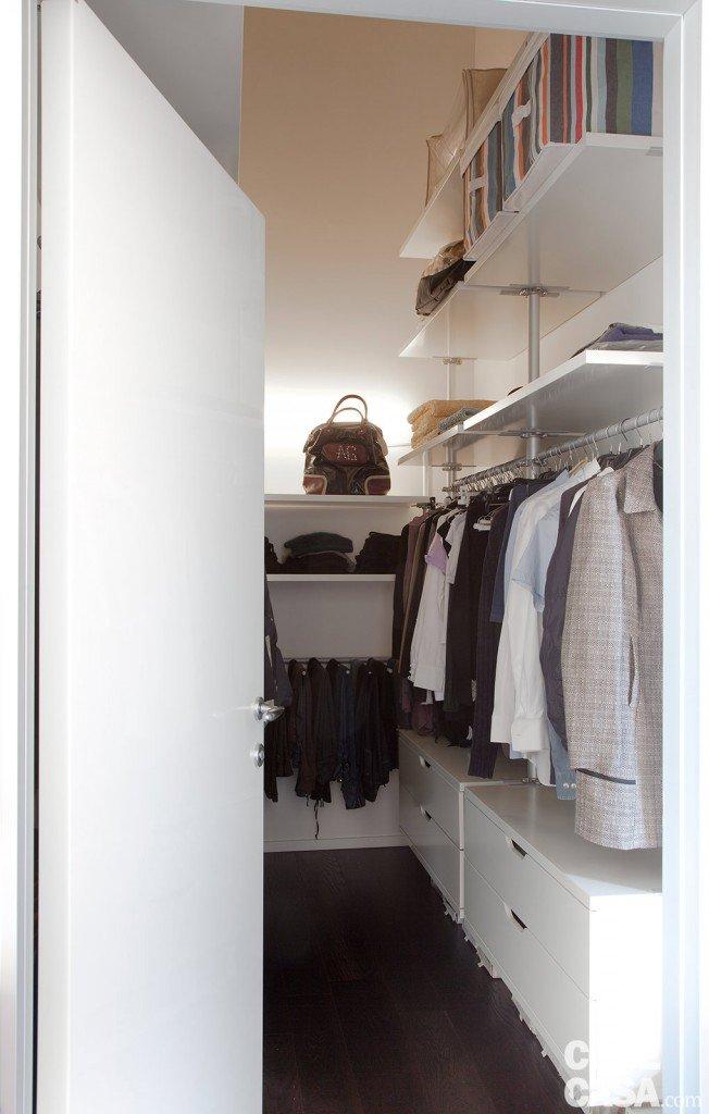 Una casa ristrutturata puntando sull 39 efficienza energetica cose di casa - Cabine armadio bologna ...