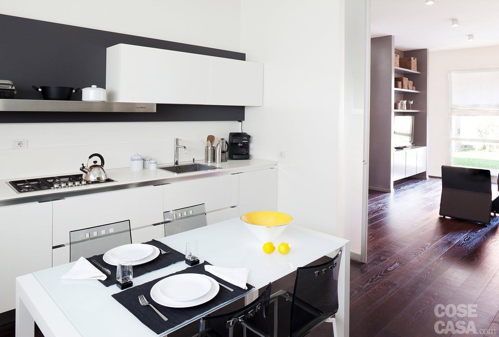 Una casa ristrutturata puntando sull 39 efficienza energetica for Case ristrutturate moderne