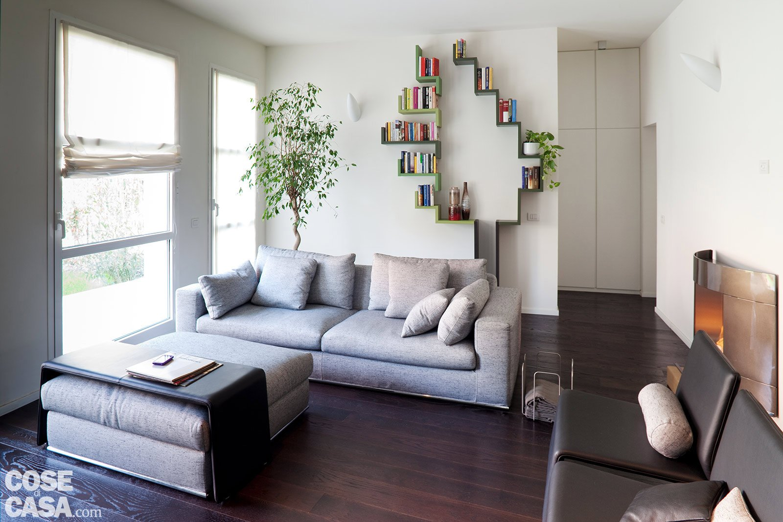 Una casa ristrutturata puntando sull 39 efficienza energetica for Case arredate ikea