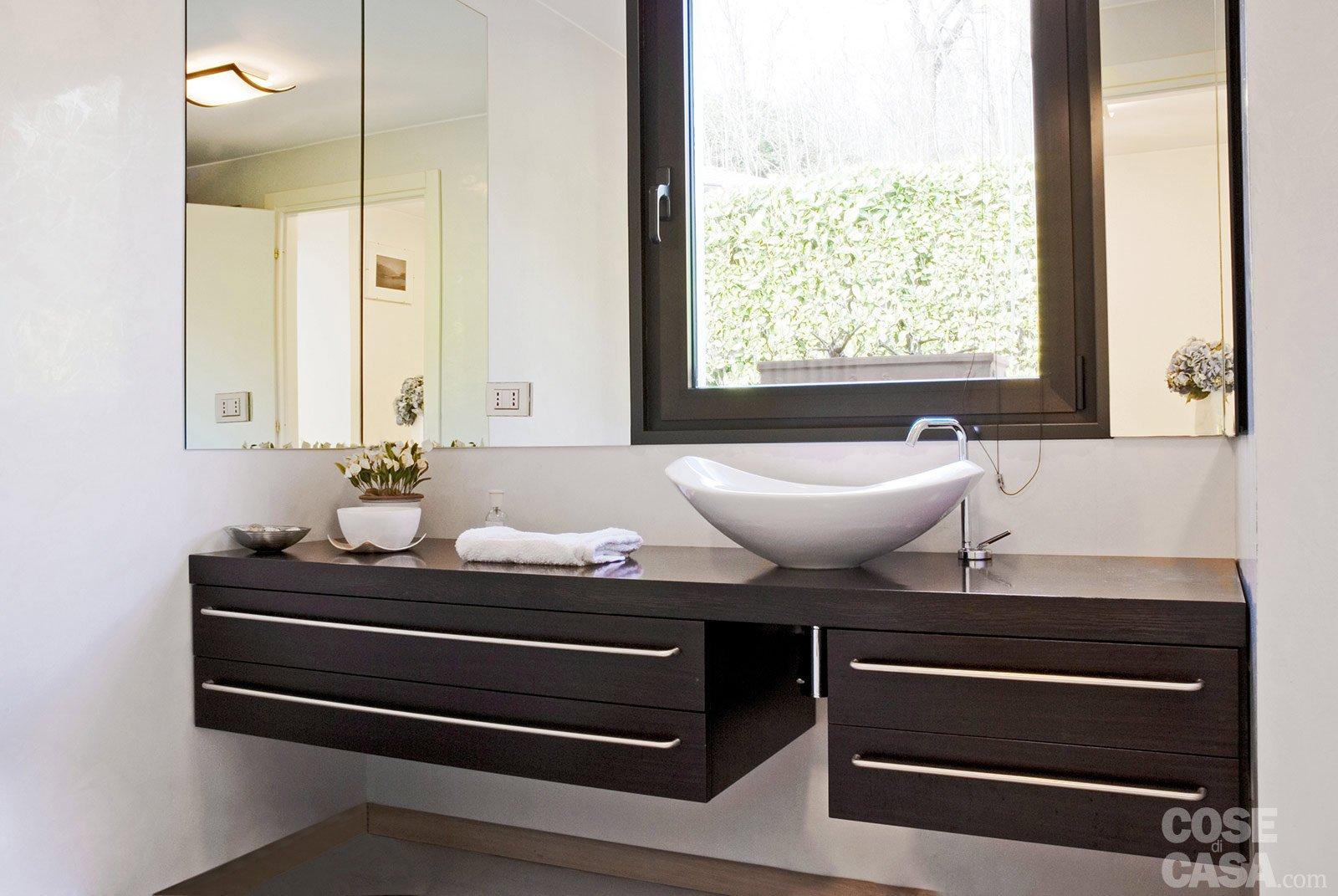 La casa di 60 mq raddoppia sfruttando il sottotetto cose di casa - La casa del bagno ...