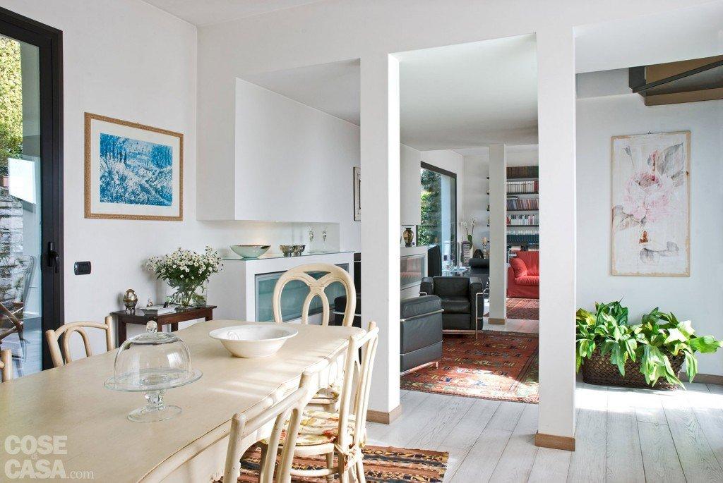 soggiorno e cucina in 60 mq ~ dragtime for . - Soggiorno Fucsia 2