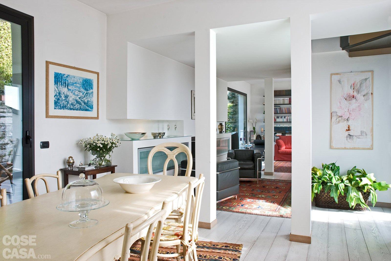 casa di 60 mq con soppalco : La casa di 60 mq raddoppia sfruttando il sottotetto - Cose di Casa