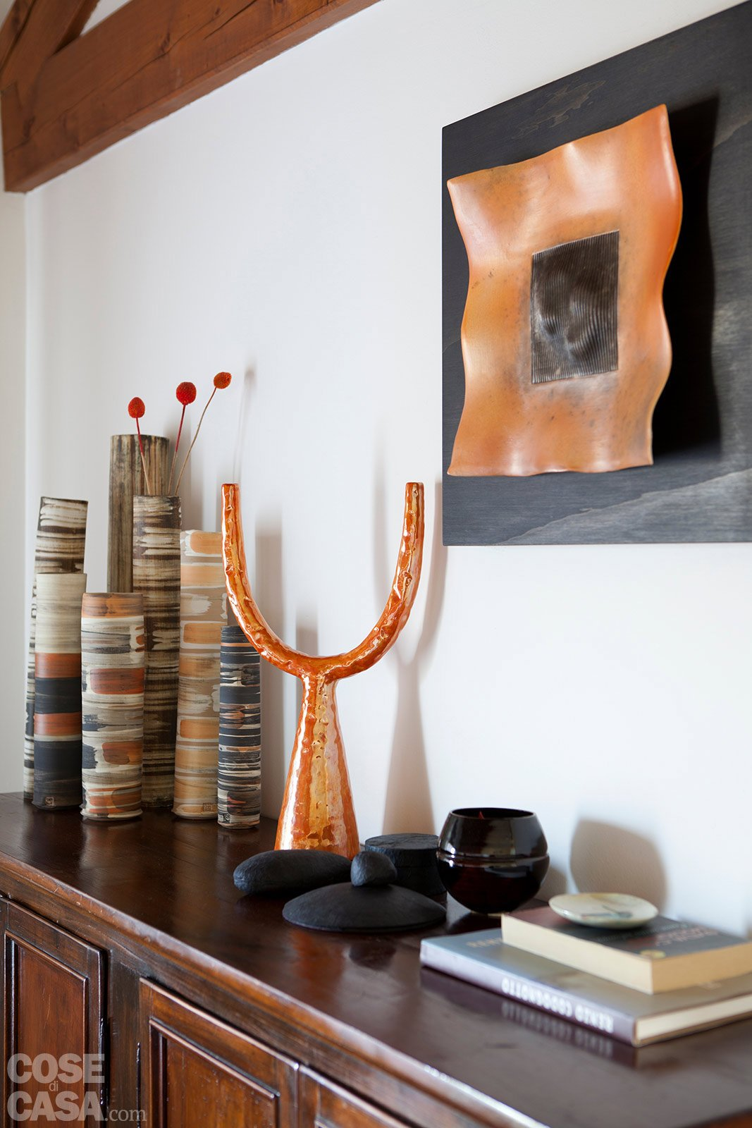 L 39 ex cascina diventa casa cose di casa - Soprammobili per soggiorno ...