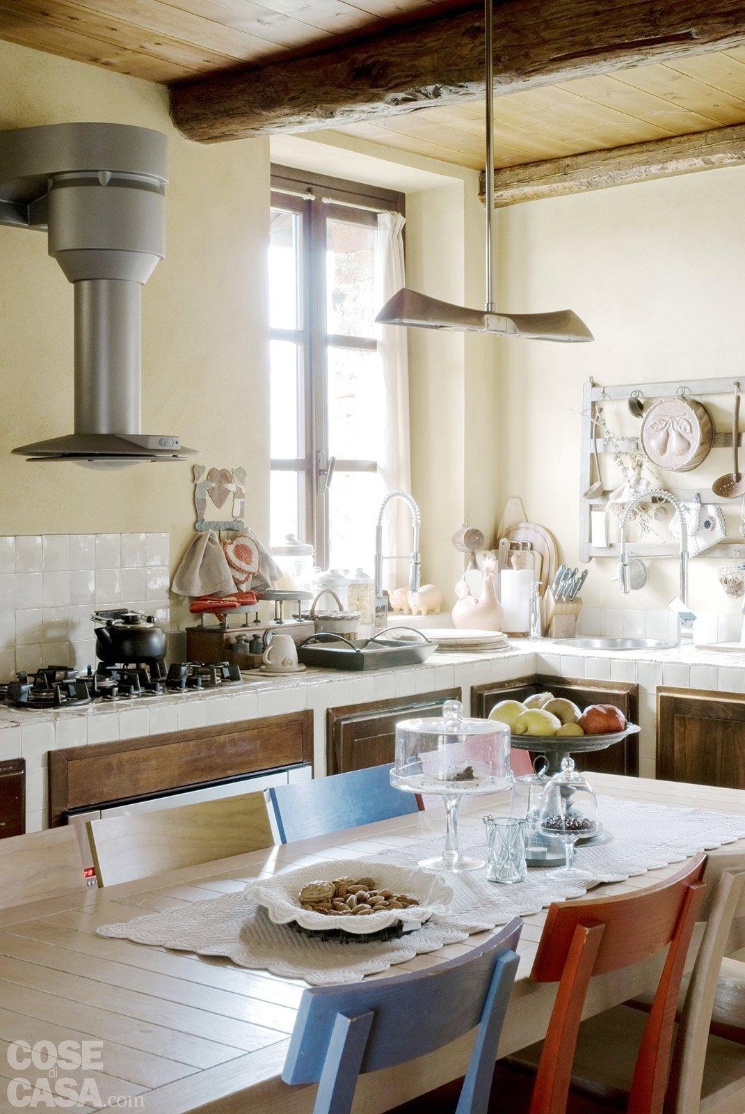 Cappe per cucina in legno : cappe aspiranti per cucina in legno ...