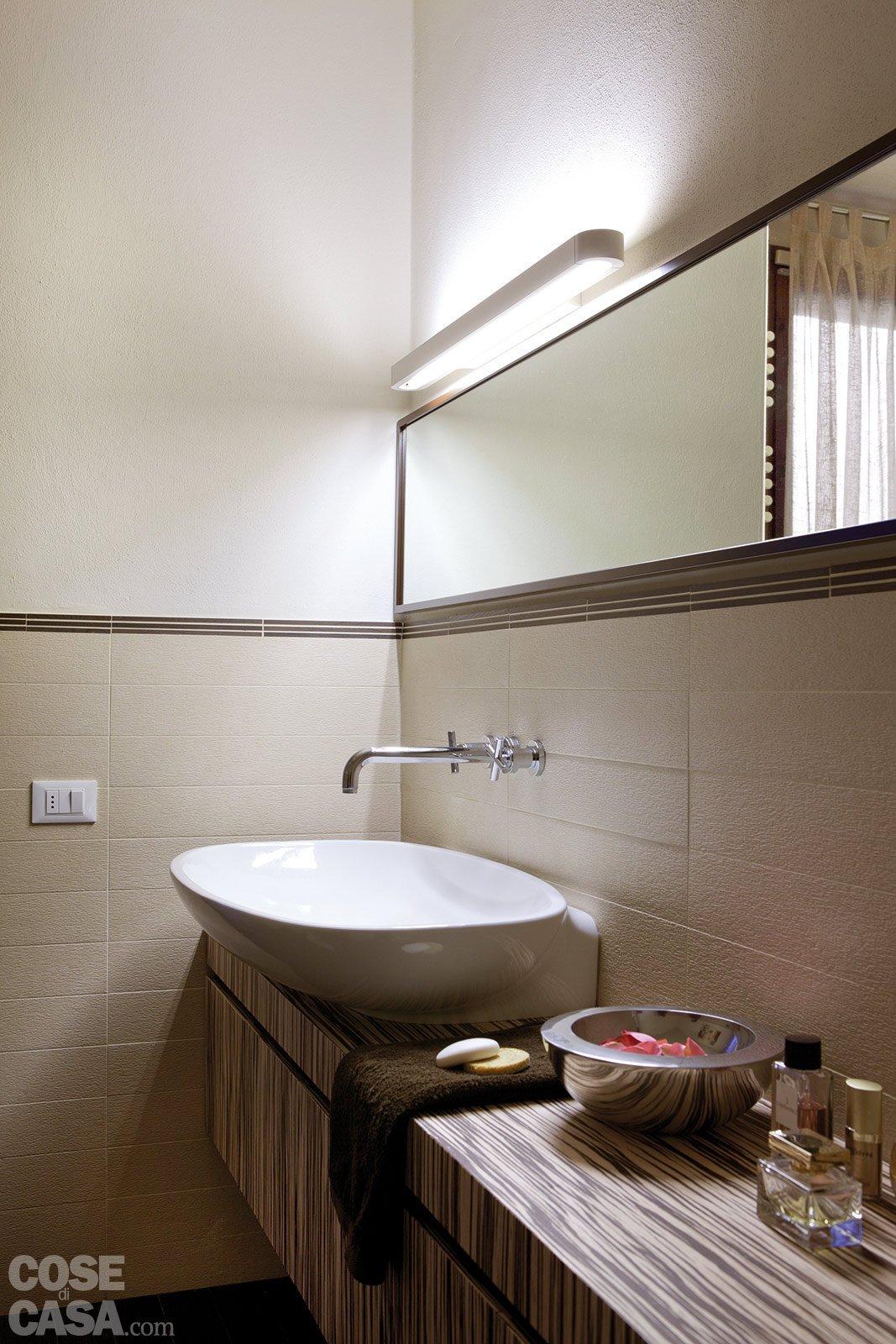 Casa pi vivibile dopo la ristrutturazione cose di casa - Altezza specchio bagno ...