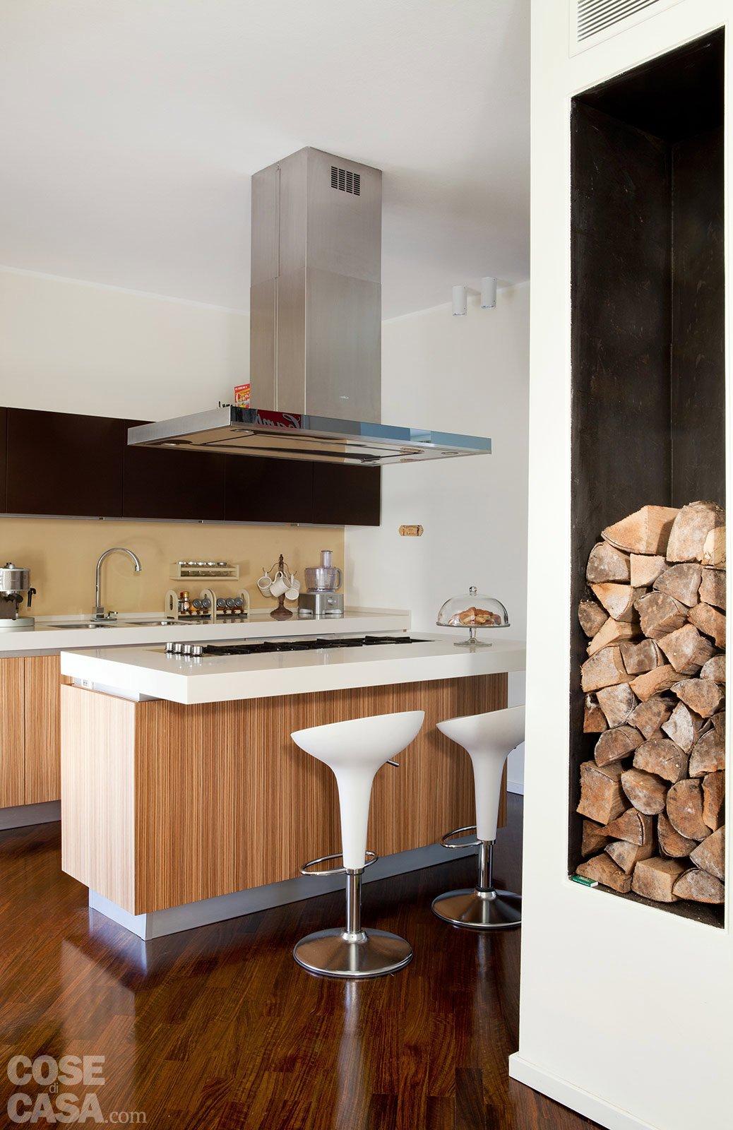 Casa pi vivibile dopo la ristrutturazione cose di casa for Disegni di casa piano aperto