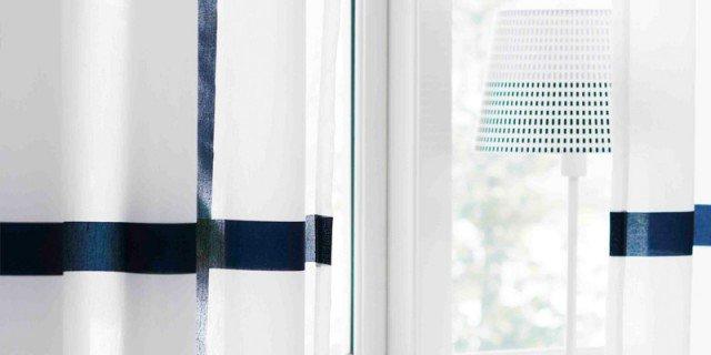 Scegliere le tende cose di casa - Tessuti tende ikea ...