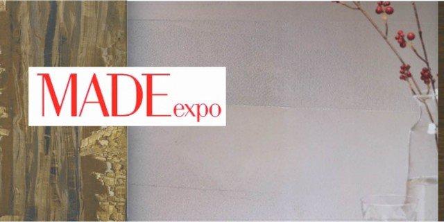 Al Made Expo 2013, proposte di rivestimento