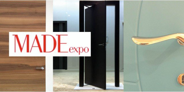 Made Expo 2013: porte di tendenza