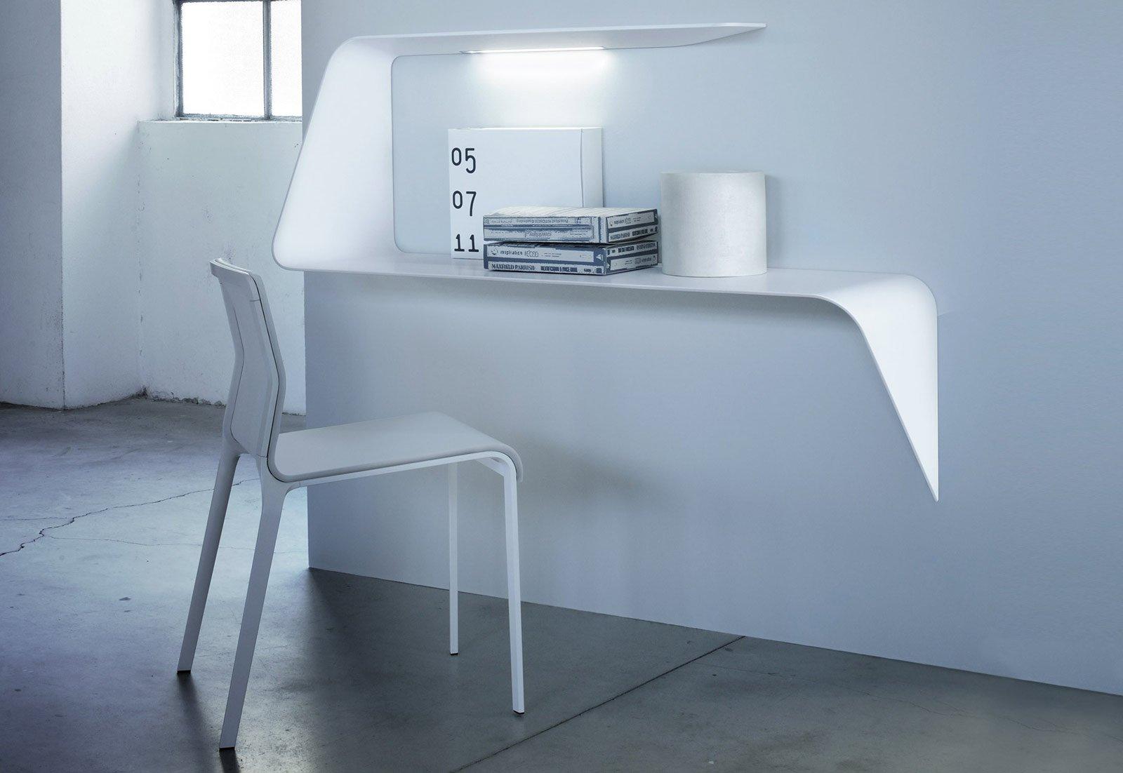 Console per sfruttare bene lo spazio cose di casa for Consolle scrivania moderna